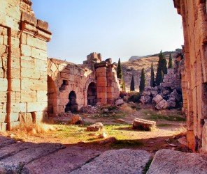 【棉堡】古城-希拉波利斯(Hierapolis)