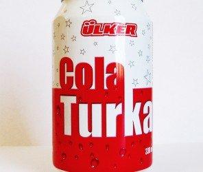 【飲品】土耳其可口可樂-Cola Turka