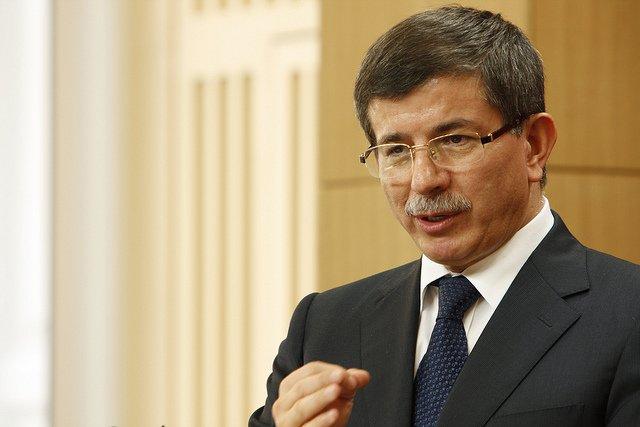 土耳其總理呼籲各政黨領袖採取共同反恐怖攻擊(10.14)
