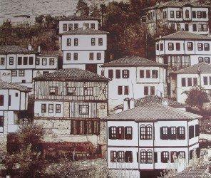 奧斯曼時期的家庭住宅
