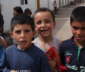 土東小鎮敘利亞難民營探訪(下)