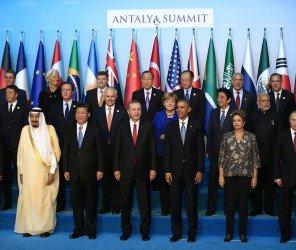安塔利亞G20:全球共同反恐(11.16)