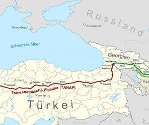 土耳其與俄交惡,尋找新能源管道(12.07)