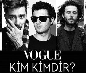 VOGUE土耳其時尚帥哥攝影師名單