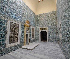 土耳其磁磚霸主-伊茲尼克瓷磚