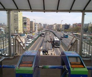伊堡又爆!捷運巴士站3人受傷(04.11)