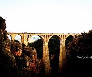 【阿達納】007拍攝地-瓦爾達高架橋(Varda Köprüsü)