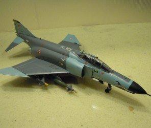 老骥伏枥,土耳其空军 F-4E 战机制作纪实