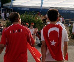 歐洲盃土耳其對克羅埃西亞0:1首敗(06.13)