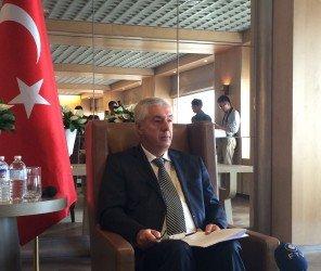 土耳其駐台代表艾瑞康(İsmet Erikan)政變記者會內容