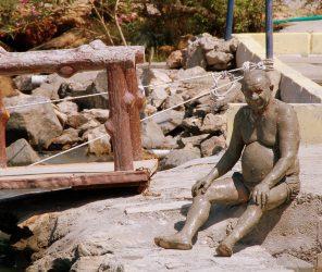 土耳其關子嶺!來泡養顏美容的泥漿浴