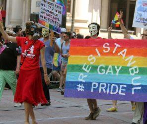 土耳其跨性別運動者遭性侵焚屍    人民上街求正義