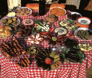 土耳其料理的中東風味