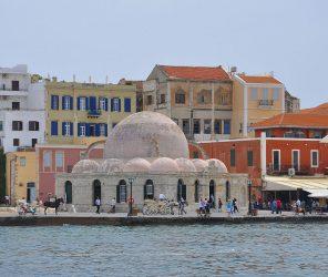【文化】在希臘克里特島遇見土耳其-哈尼亞禁衛軍清真寺