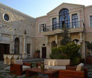 【卡帕多奇亞】蘇丹的尊榮復古旅店-SACRED HOUSE