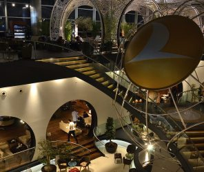 【交通】飛行常客頂級貴賓室-土耳其航空CIP Lounge