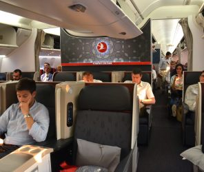 【交通】土耳其航空舒適飛行的艙等差異