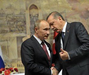土、俄關係在僵局中另闢舞台