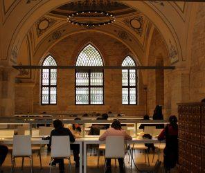 【伊斯坦堡】奧斯曼古董變身潮流建築-巴耶濟德圖書館