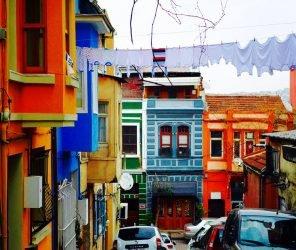 殘缺轉潮流-伊斯坦堡菲內爾-巴辣特區(Fener-Balat)