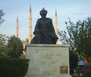 奥斯曼帝国御用建筑师-锡南(Mimar Sinan)