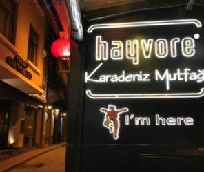 我住在伊斯坦堡的冰箱里—Hayvore黑海美食记