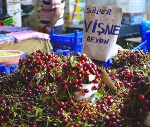 【飲食】土耳其豐富的四季蔬果-Yaz(夏)