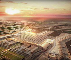 İGA伊斯坦堡新機場(İGAİstanbul Yeni Havalimanı)正式啟動