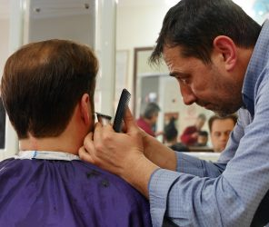 土耳其男士理髮(Erkek kuaförü)體驗