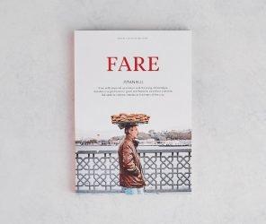 给「阅读者」的城市杂志《FARE》ISSUE 1:ISTANBUL