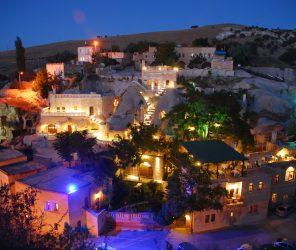 【卡帕多奇亞】村民的浪漫拜占庭-加米拉蘇洞穴飯店(Gamirasu Cave Hotel)