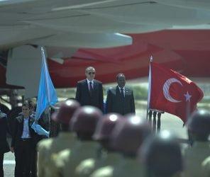 土耳其用心良苦經營的非洲之角