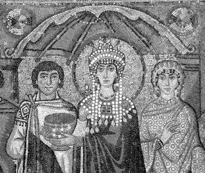 三城記導讀(一)拜占庭帝國奇女子 – 提奧多拉皇后