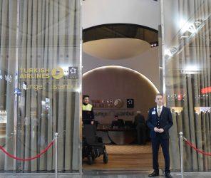 2018土耳其航空貴賓室CIP Lounge體驗
