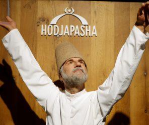 伊斯坦堡Hodjapasha旋轉舞欣賞體驗