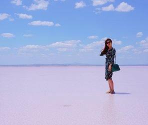 姐姐夏季自助遊記連載IV-我的私心景點鹽湖
