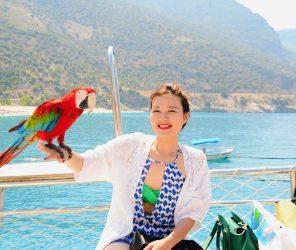 姐姐夏季自助遊記連載VI-土耳其度假聖地費提耶(Fethiye)