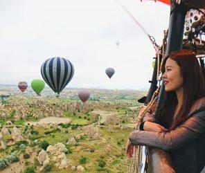 姐姐夏季自助遊記連載III-卡帕熱氣球剛好遇見阿瓦諾斯