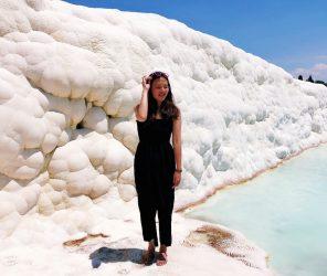 姐姐夏季自助遊記連載VII-土耳其的白色奇蹟棉堡(Pammukkale)