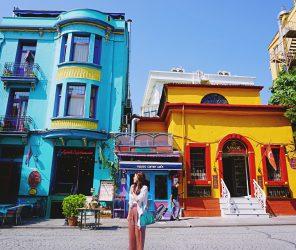 姐姐夏季自助遊記連載IX-伊斯坦堡雙市集 加拉達 塔克辛