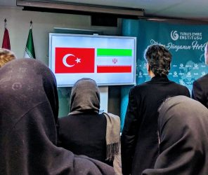 【德黑蘭土文課】我們語土的距離 – 升級考試