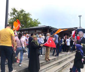 混沌六月上旬 土耳其人的狂與熱