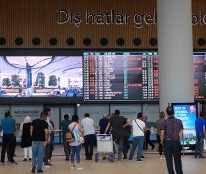 2019 伊斯坦堡機場(İstanbul Havalimanı)全攻略:入境+換錢+sim卡篇