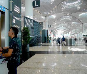 2019 伊斯坦堡機場(İstanbul Havalimanı)全攻略:出境+免稅店+美食街篇