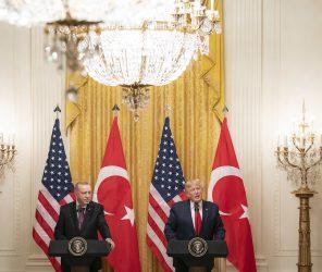 埃爾多安的霸氣主導 土耳其11月下半場新聞整理
