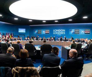 NATO北約高峰會 土耳其與西方列強的花邊口水大戰
