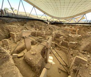 史前文明再推進 萬年巨石重見光明:哥貝克力石陣(Göbeklitepe)