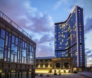 歐洲最大希爾頓開箱 新潮有質感的波蒙提希爾頓(Hilton Istanbul Bomonti)