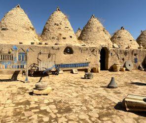古老人類的智慧居住學 聖經城市哈蘭的「蜂巢泥屋」
