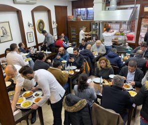 【伊斯坦堡】土耳其吃貨選-伊斯坦堡上班族餐廳